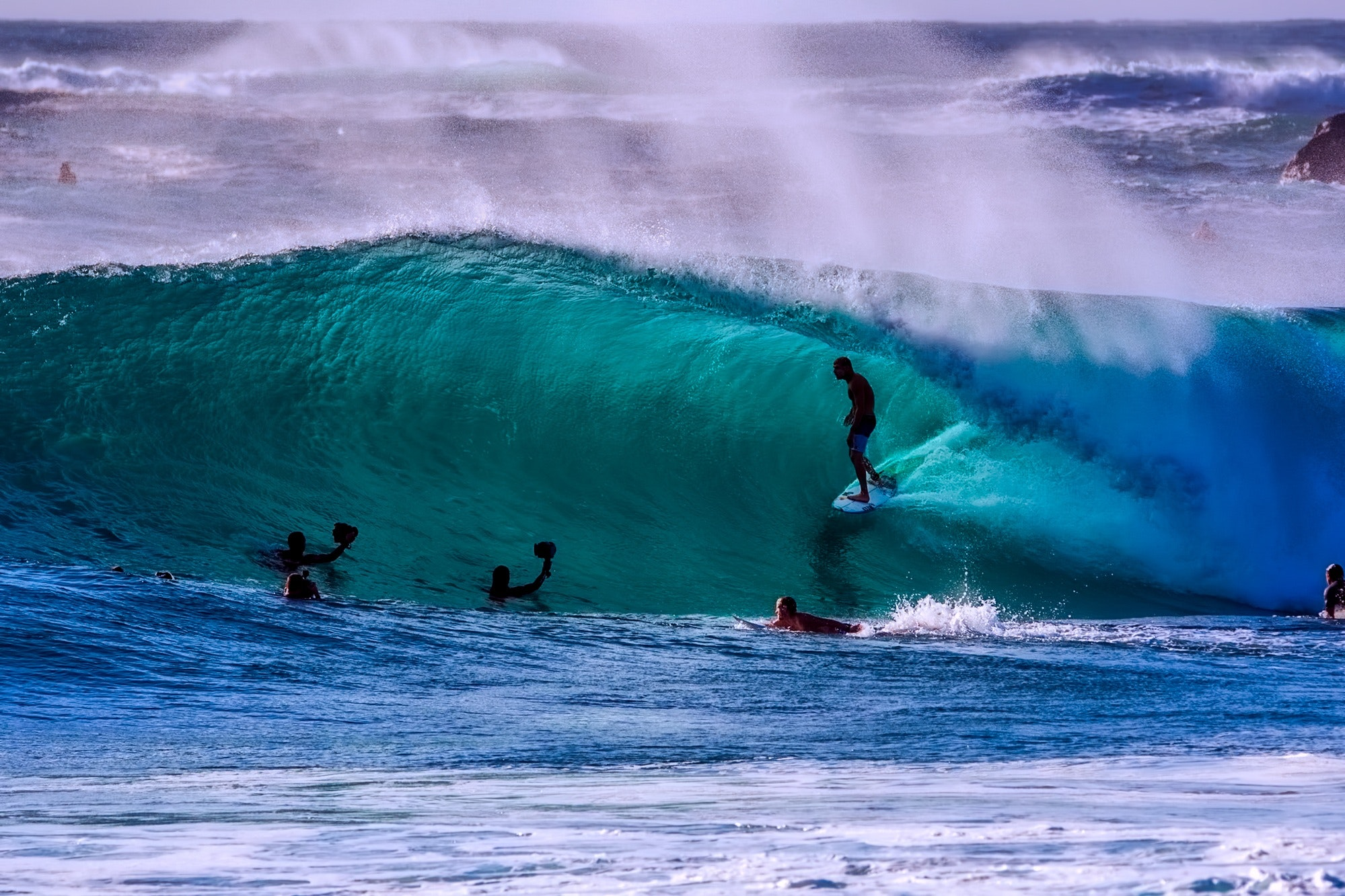 Ways To Stay Safe While Surfing On A Surf Beach