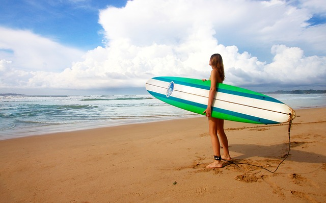 Surfing Board With Motor For You