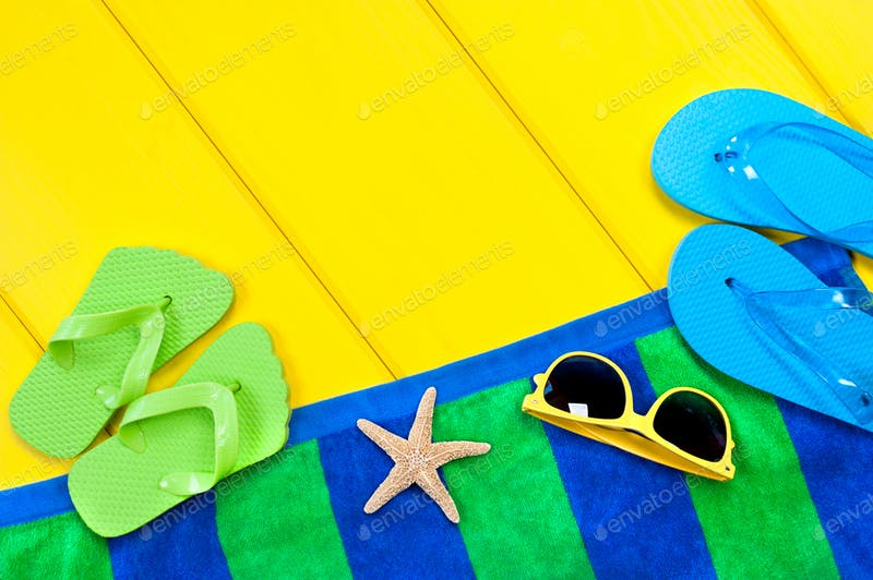 Microfiber Beach Towel On Your Next Beach Visit
