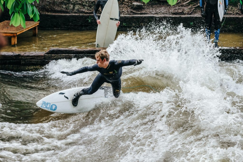 Surfing Lessons - Why You Should Attend A Surf Lesson