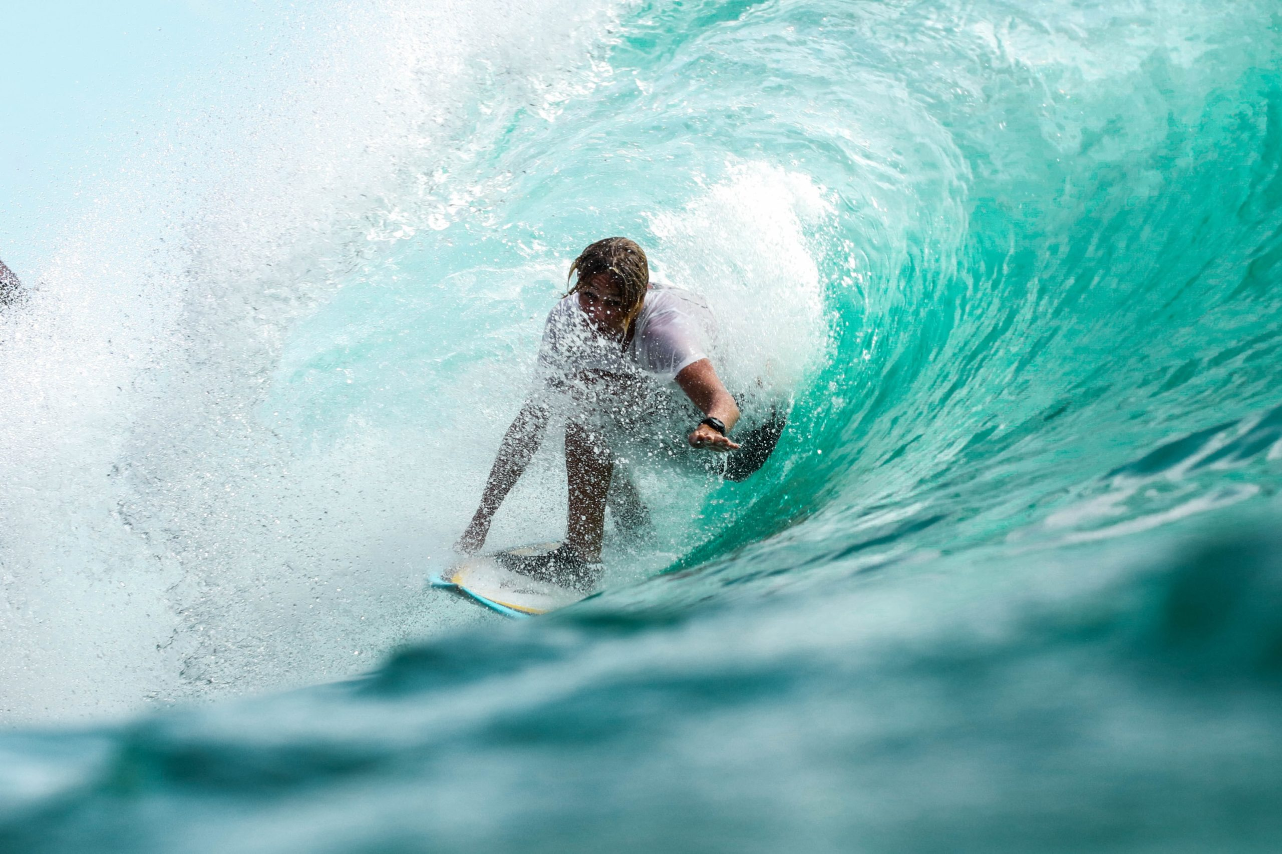 Learning How To Surf - Pro Surfing Champions