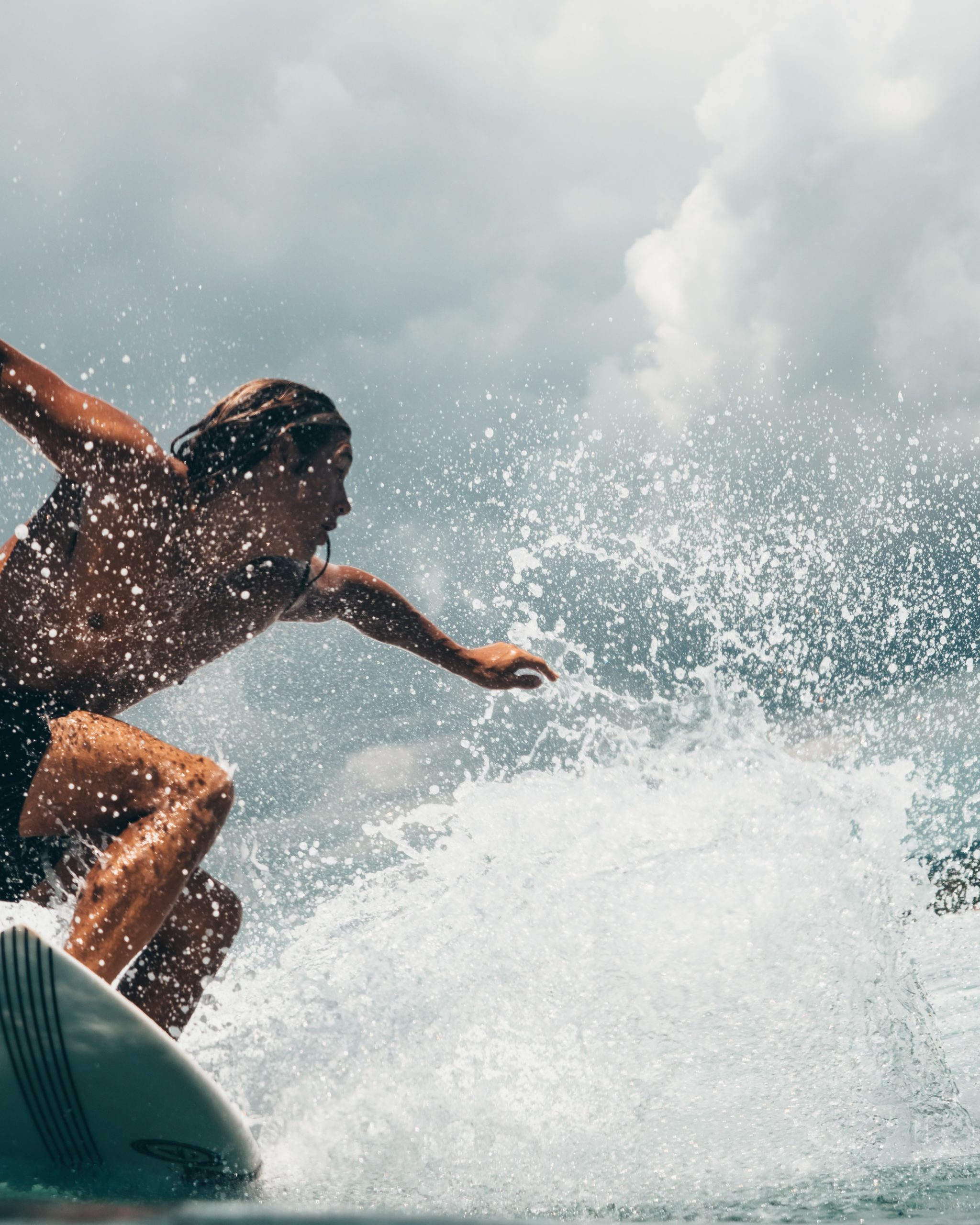 Surfing Competitions At A Competitive Level