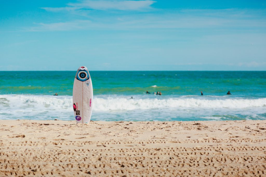 Surfing Beaches In The World