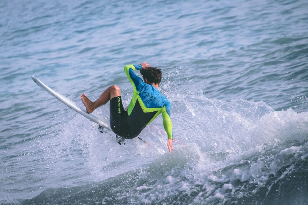 Finding The Right Surf Suit For Your Kids